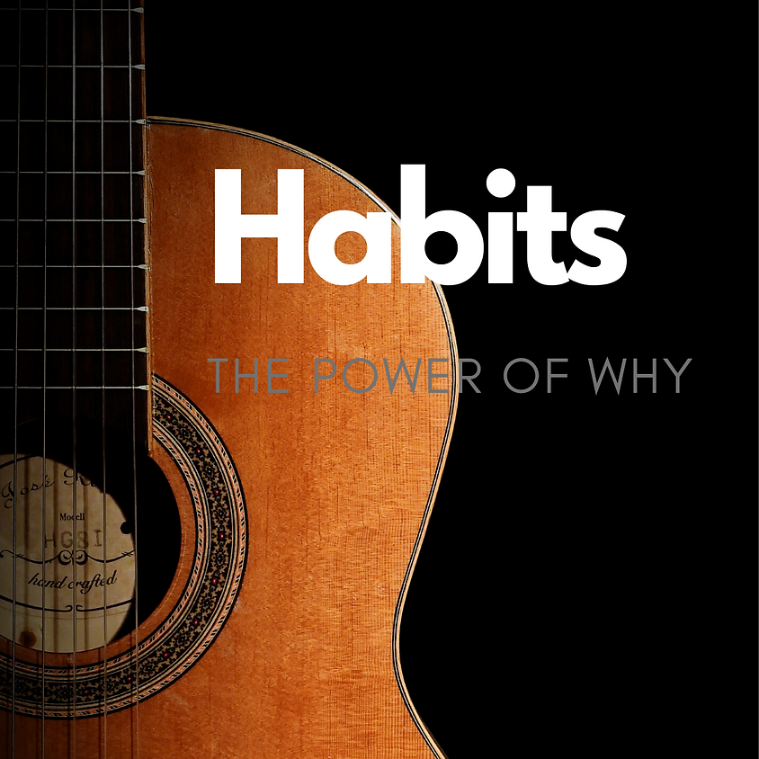 The Power of Why {Habits}