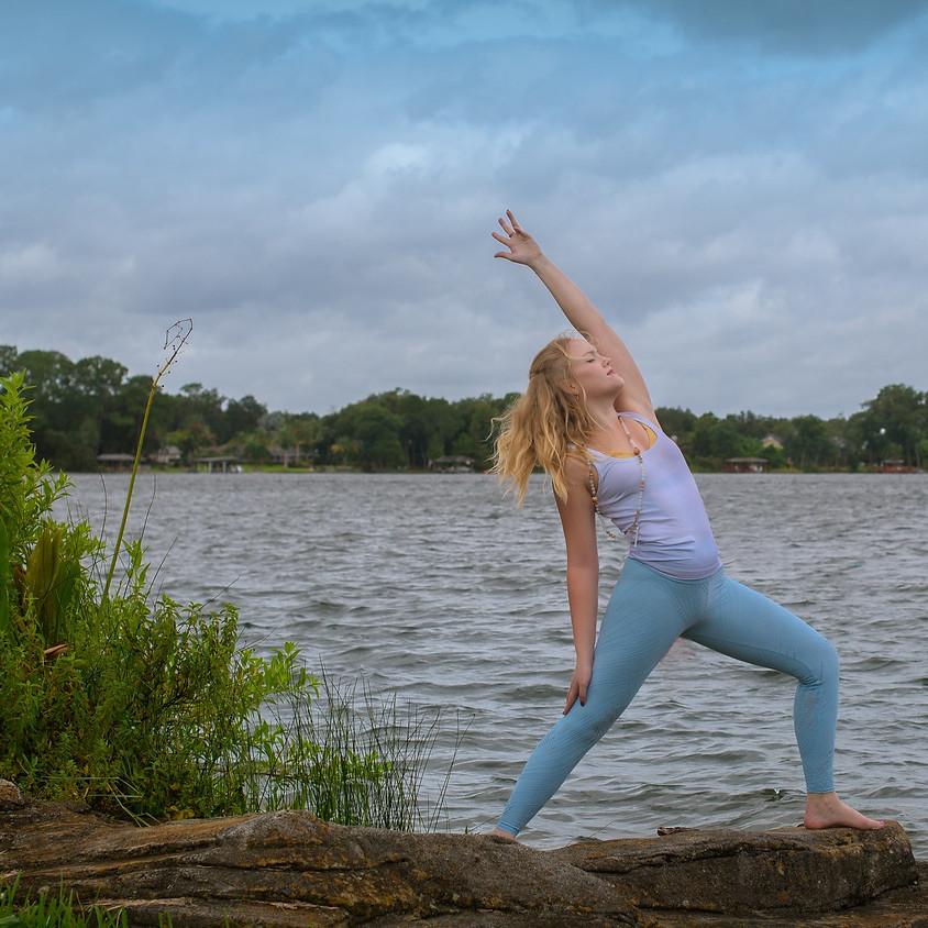 Movement Medicine {Yoga} with Tatiana