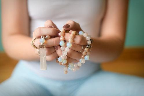 Customized Meditation Mala Beads