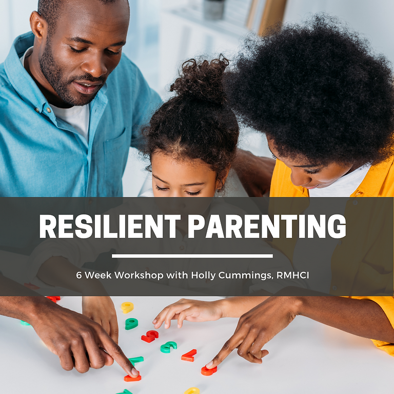 Resilient Parenting {Session 1}