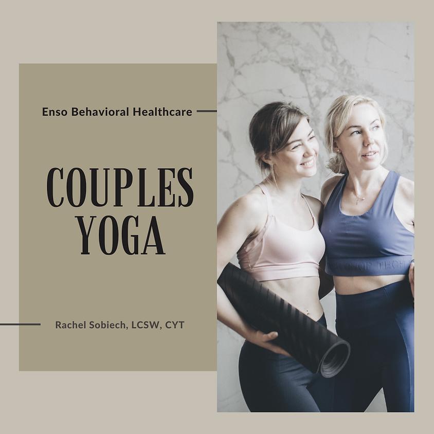 Ignite {Partner Yoga} Lead by Rachel