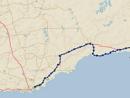 Stage 2: Albany to Esperance