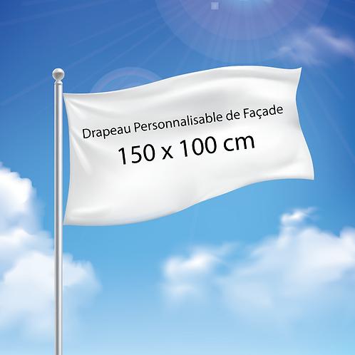Drapeau de Façade 150x100 cm