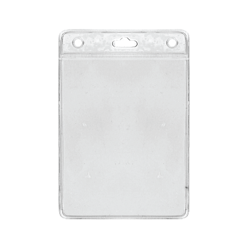 Porte Badge PVC 67 x 98 mm Vertical