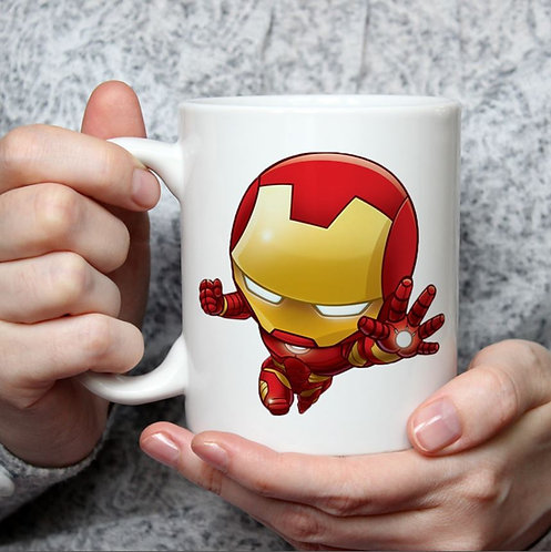 Mug Marvel Iron-Man