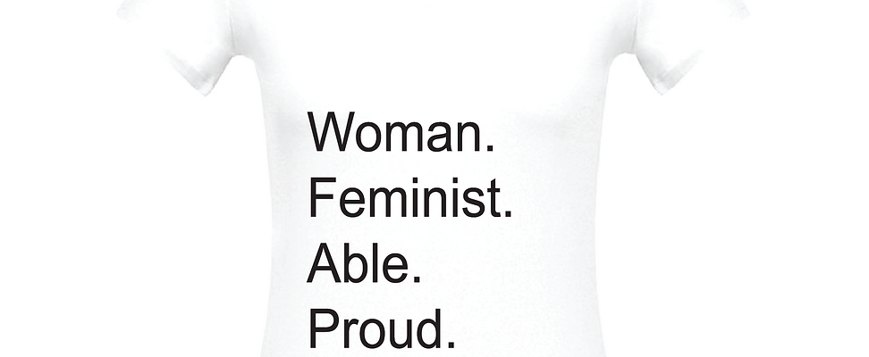 T-shirt Woman Proud