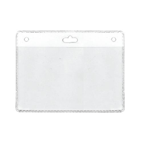 Porte Badge PVC 105 x 70 mm Horizontal
