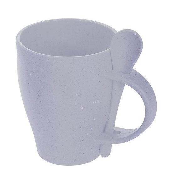 Mug avec cuillere 300ml C2