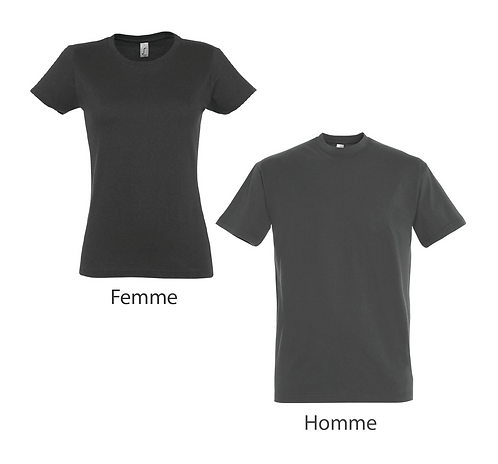 T-shirt Premium Gris