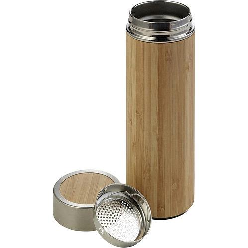 Thermos bambou 420 ml