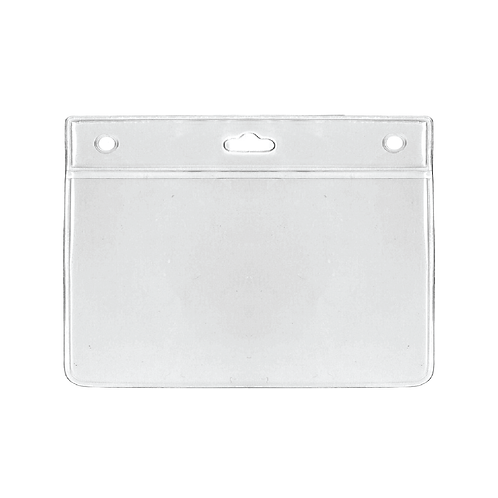 Porte Badge PVC 98 x 67 mm Horizontal