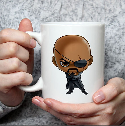 Mug Marvel Nick Fury
