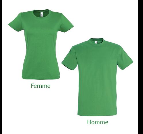 T-shirt Premium Vert