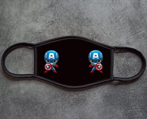 Masque Marvel Captain America