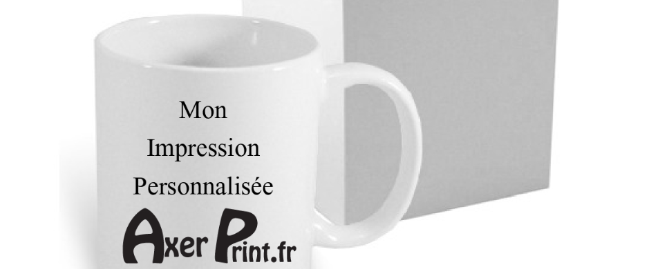 Mug Personnalisable Impression Panoramique 360°