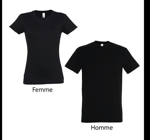 T-shirt Premium Noir