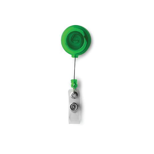 Enrouleur Vert rond