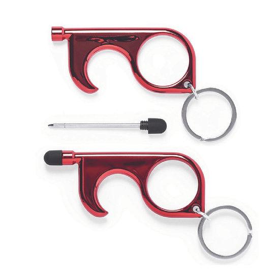 Porte clef ouvreur Fonction Tactile et Stylo x3