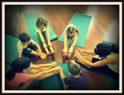 yoga and art workshops