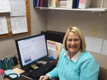 New Administrative Assistant