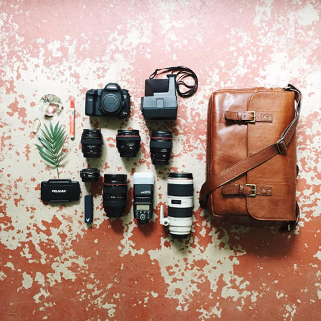 What's in Your Camera Bag?