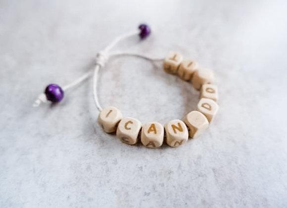Affirmation Bracelet Kit