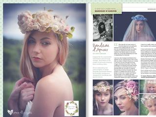 Dotty Vintage Wedding Magazine Issue 5 - Two Published Shoots!