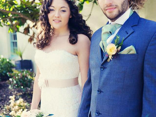 Cosawes Barton - English Country Garden Wedding Photo Shoot!