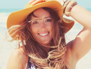 Corinne Evans Model and Surfer - Beach Boho Fashion Shoot