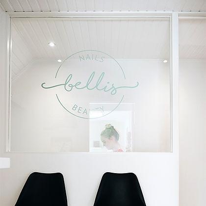 wachtruimte Bellis Nails & Beauty