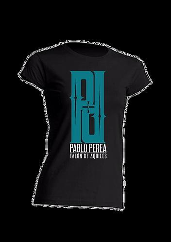 Camiseta Negra Chica