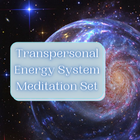 Transpersonal Energy System Meditation Set