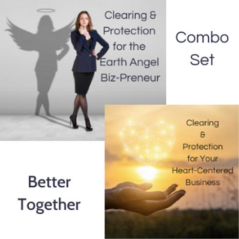 Combo Pack for Earth Angels and Their Heart Centered Business