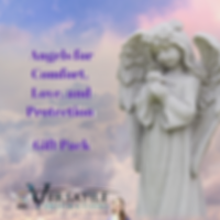 Angels for Comfort Love Protection - CD