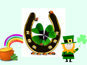 Lucky Signs and Symbols 🐰🐞🍀