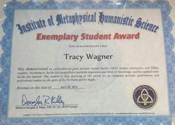 IMHS-Exemplary Student Award