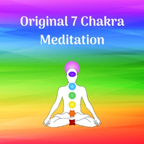 Original 7 Chakras Meditation