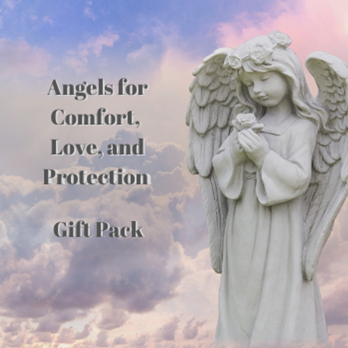 Angels For Comfort, Love, and Protection