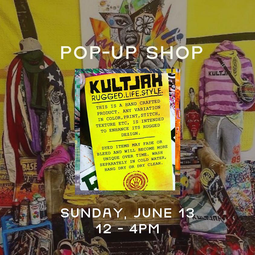 Kultjah Pop-up Shop