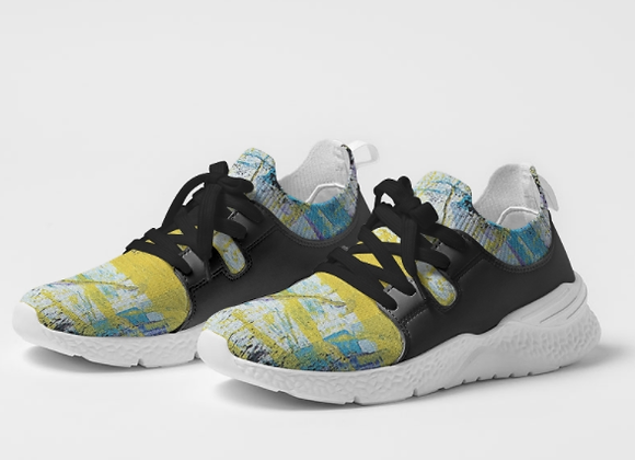 Paint Style Sneakers