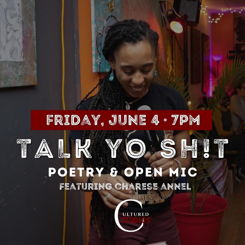 Talk Yo Sh!t featuring Charese