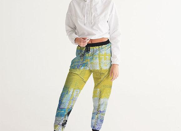 Paint Style Women's Track Pants
