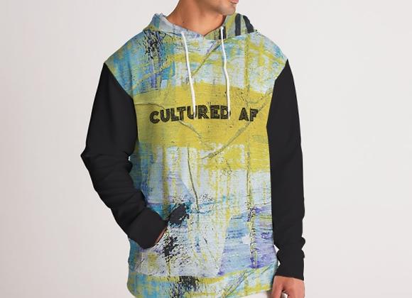 Paint Style Cultured AF Hoodie
