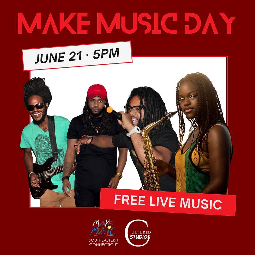 Make Music at Cultured  Studios