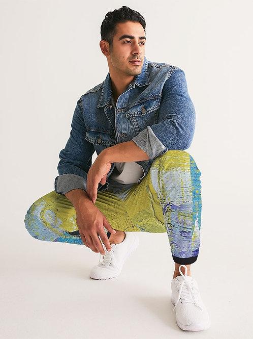 Paint Style Men's Track Pants