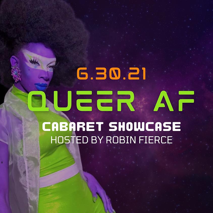 Queer AF Cabaret