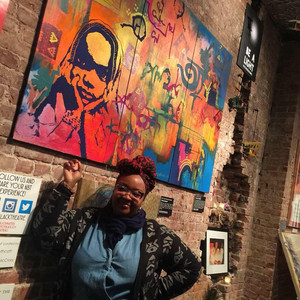 Artist Feature: Aisha Nailah