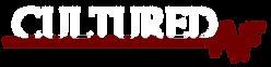 Cultured AF Logo White Red.png