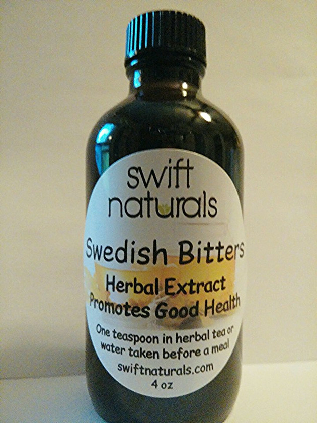 What The Heck Are Swedish Bitters & Why Are They Important For Good Digestion & Liver Health
