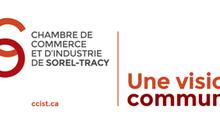 Parrainée par le député de Richelieu La Chambre de commerce et d'industrie de Sorel-Tracy (CCIST) la